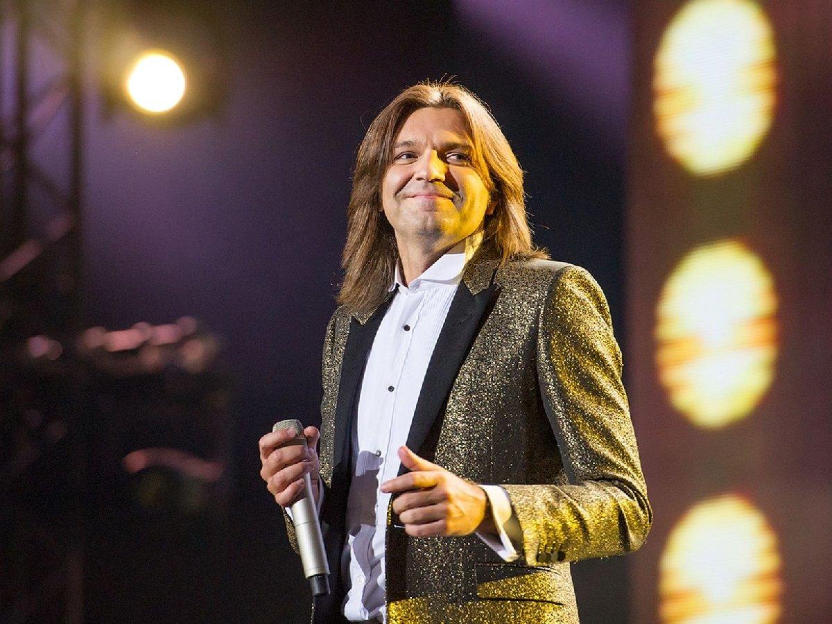 Концерт Дмитрия Маликова 2020