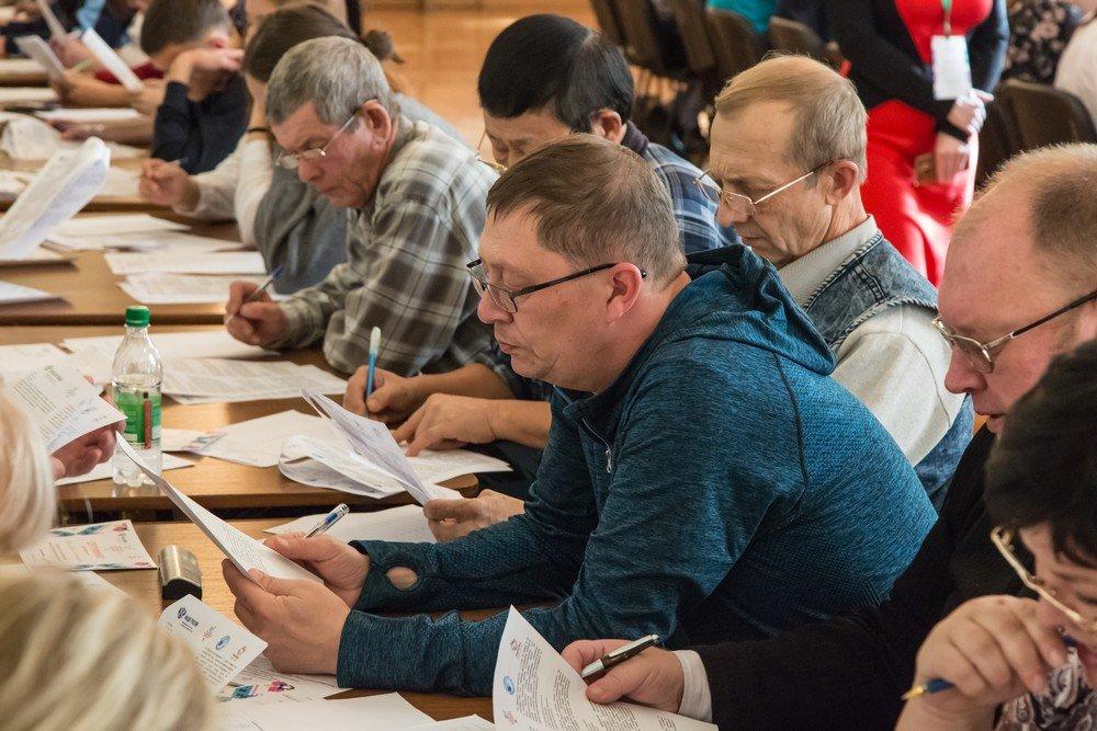 Большой этнографический диктант вМоскве 2019