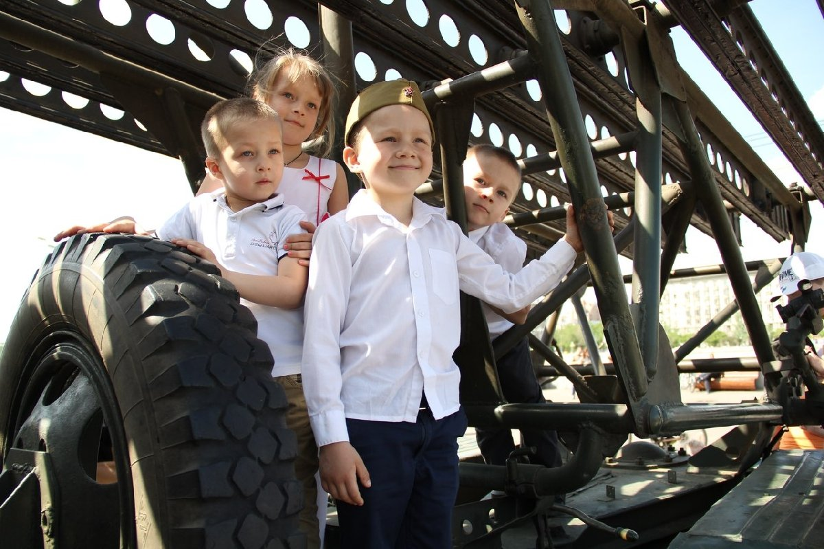 День Победы ввоенных музеях Москвы 2017