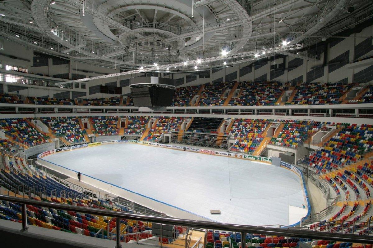 Дворец спорта «Мегаспорт»