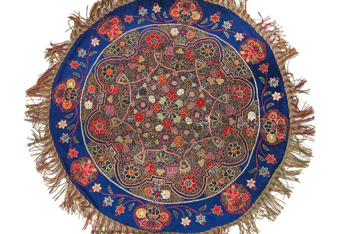 Выставка «Гармония пространства. Традиционное искусство Азербайджана»
