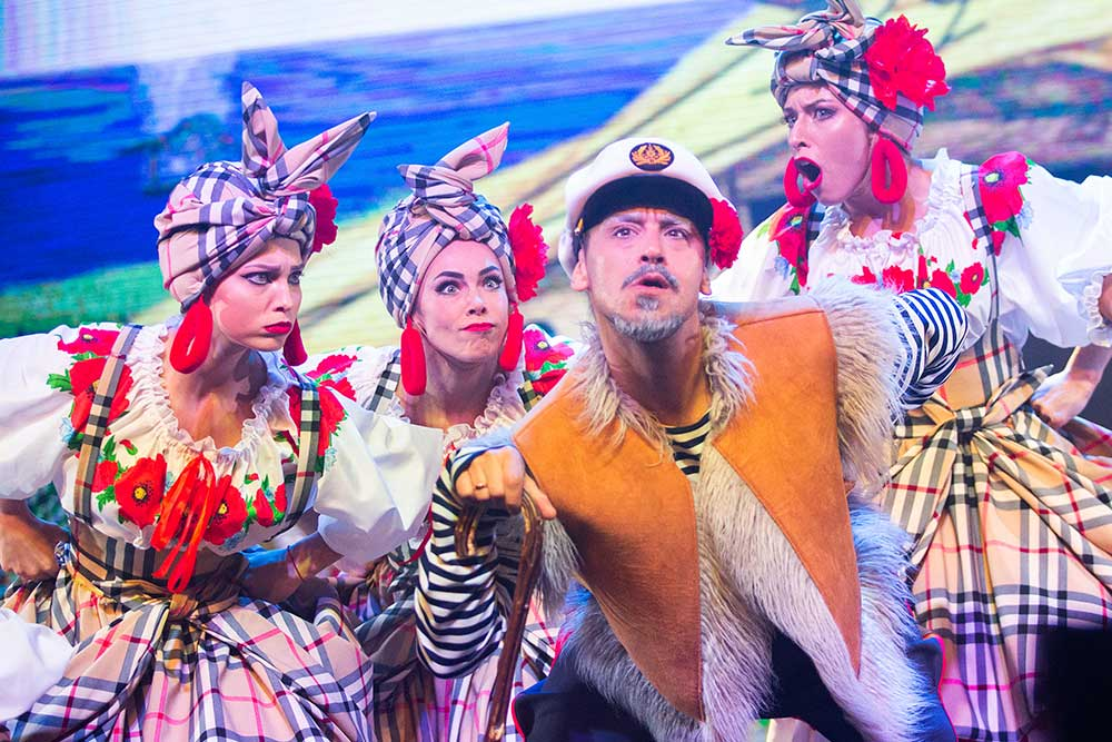 Шоу балета Тодес «До встречи вСказке» 2020–2021