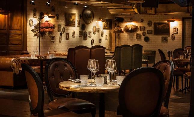 Ресторан «Матрешка»