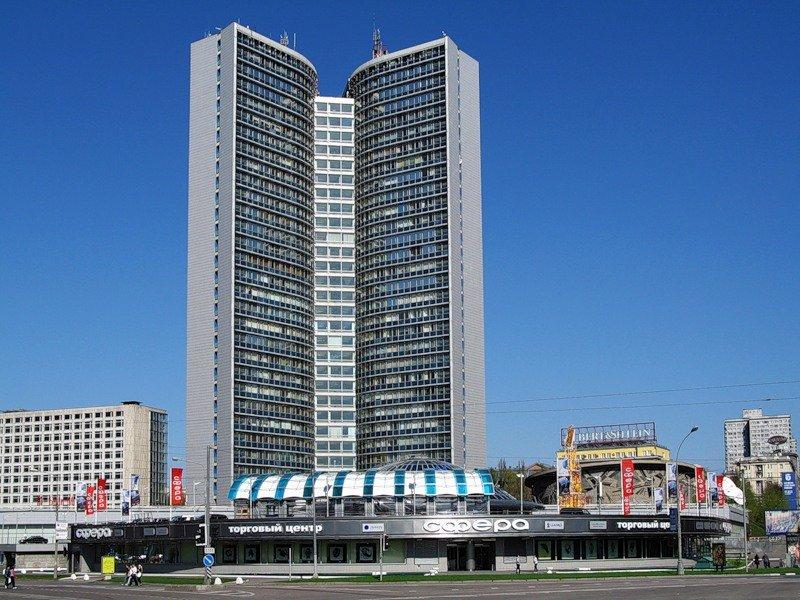 Выставочный зал Правительства Москвы