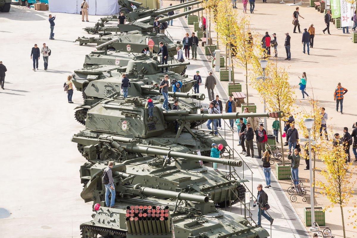 Международный военно-технический Форум «Армия» 2019