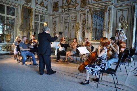 Летний музыкальный фестиваль «Классика вКусково» 2017