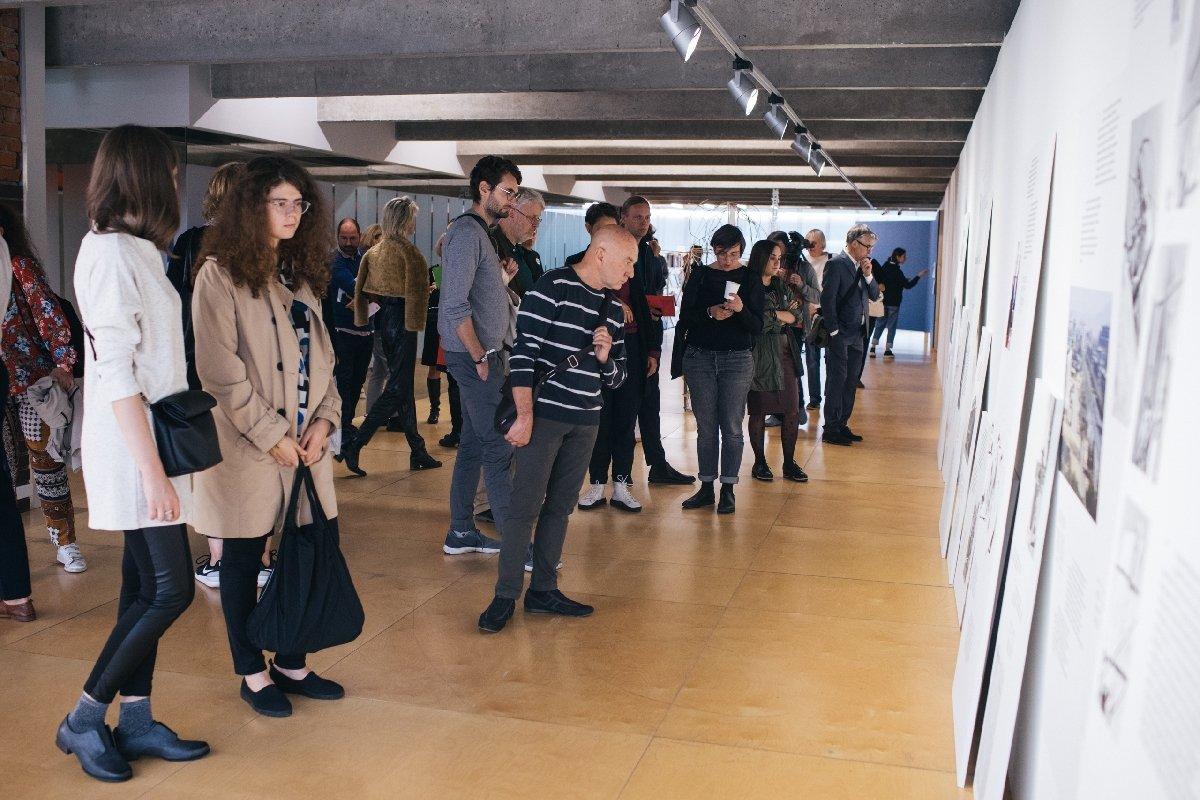 Выставка «Школа вдвижении. Архитекторы-интернационалисты»