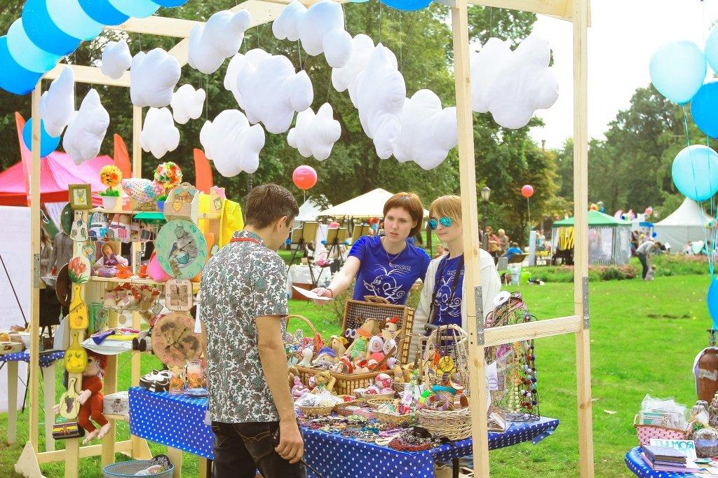 Благотворительный фестиваль «Добрая Москва» 2015