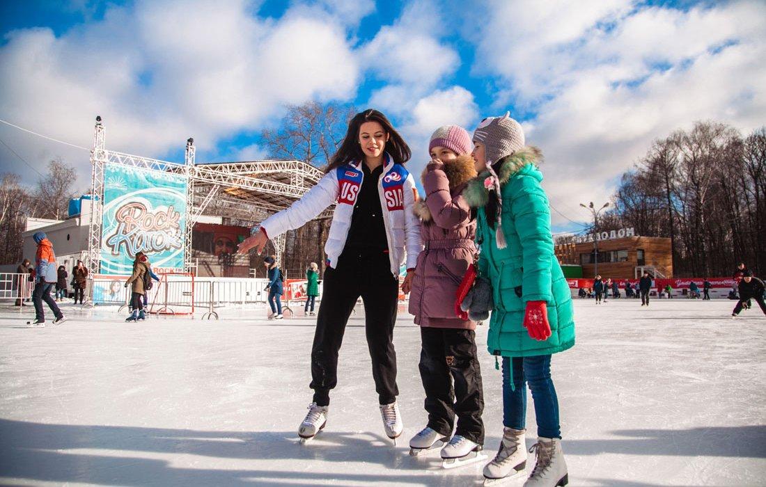 День зимних видов спорта впарке «Сокольники» 2018