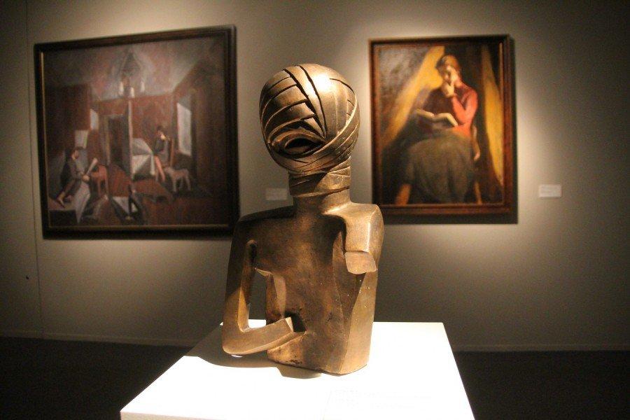 Выставка «Непарадный портрет. Искусство XXвека»