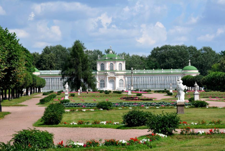 Фестиваль искусств «Вдохновение в«Кусково» 2016