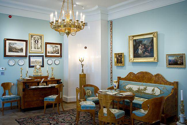Дом-музей В. Л. Пушкина