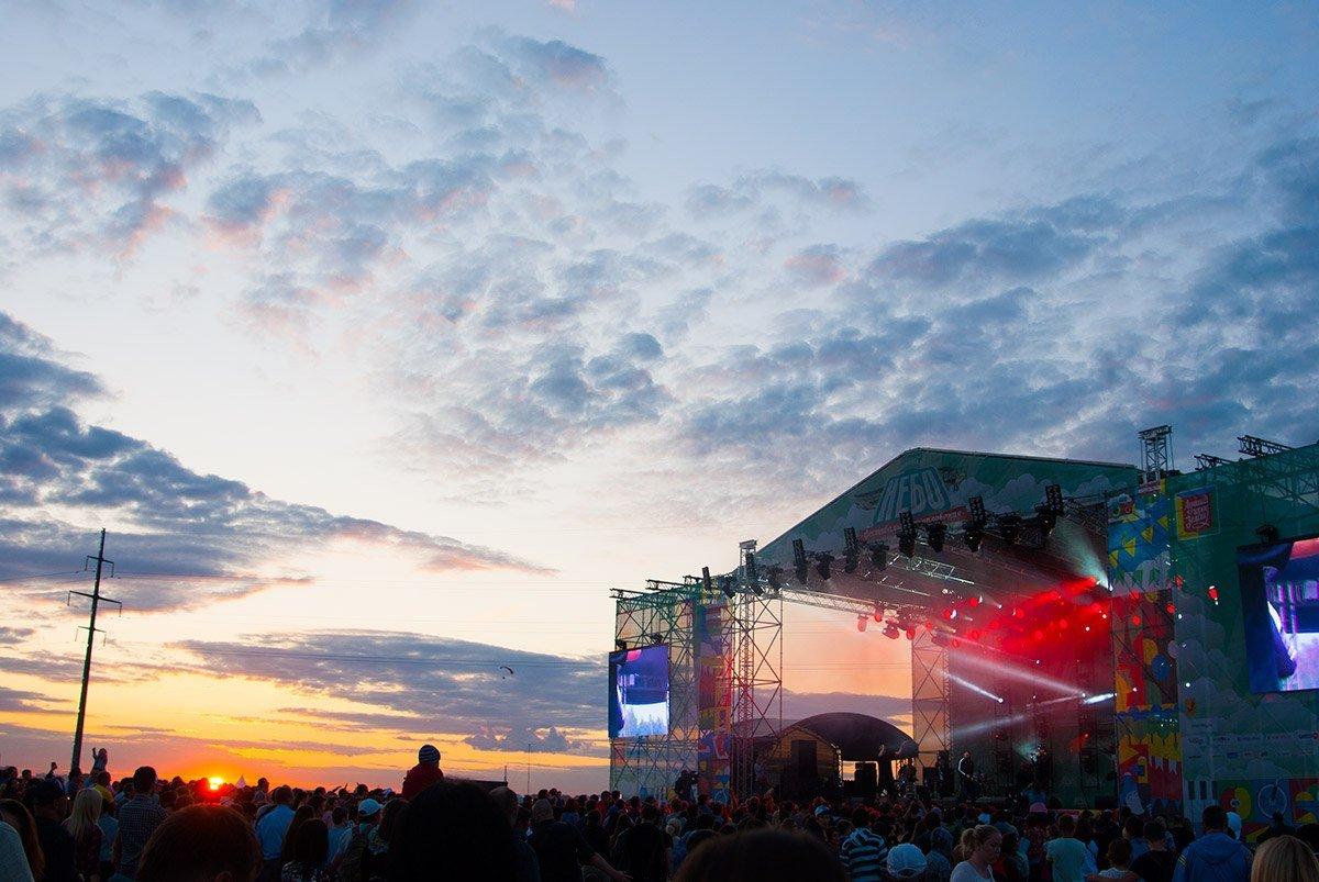 Фестиваль воздухоплавания «Московское небо» 2018