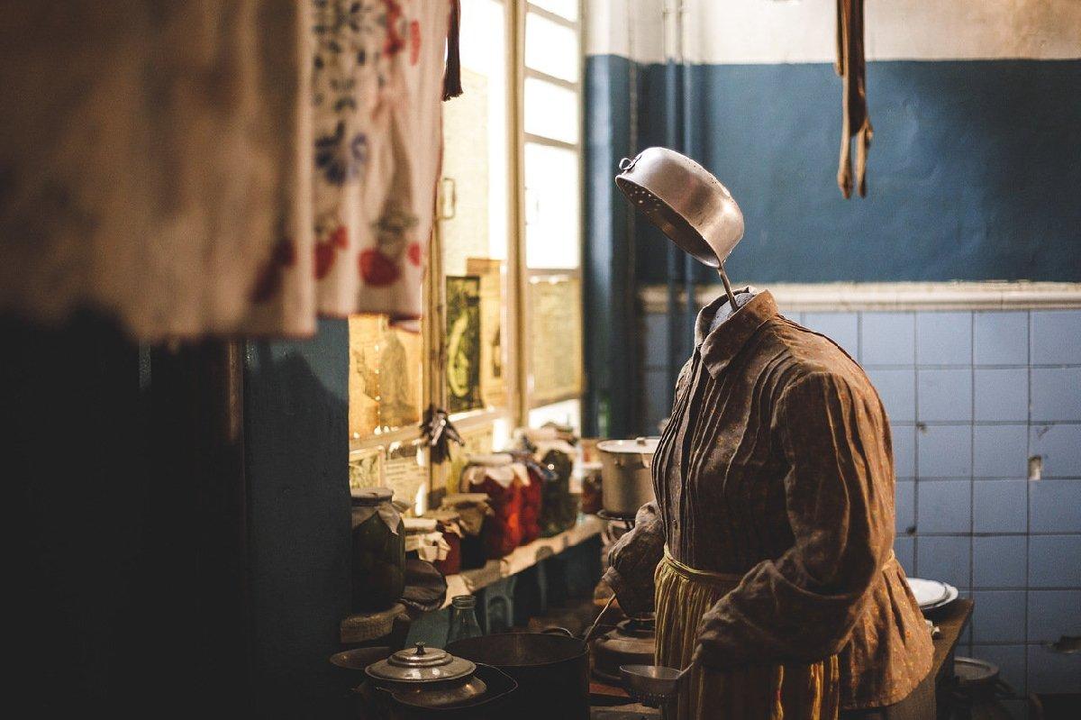 Выставка «Коридоры. Семь миров Высоцкого»
