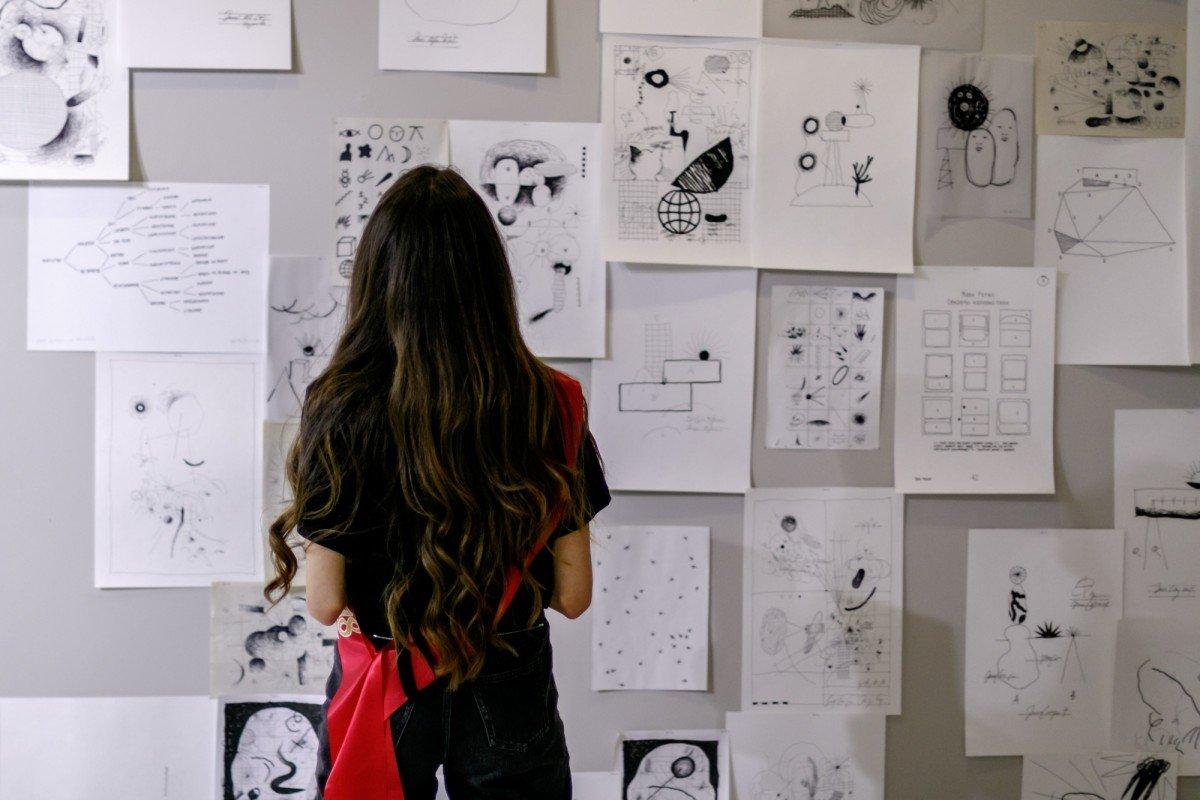 Выставка «Открытая лекция внутренней школы»