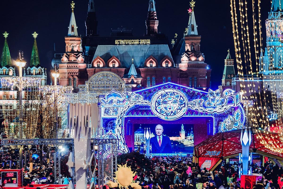 путешествие в рождество фото москва там как знаете