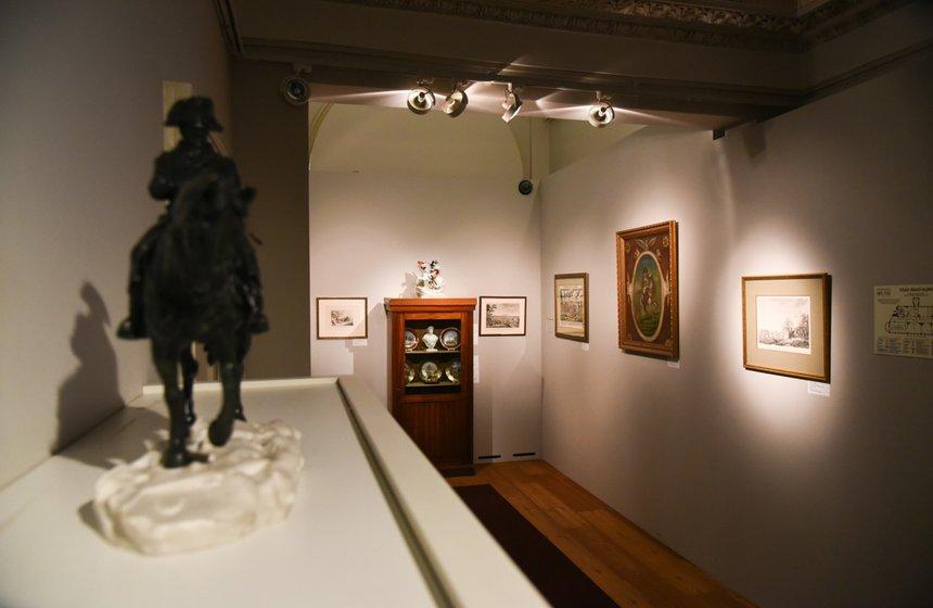 Выставка «Наполеон. Жизнь исудьба»