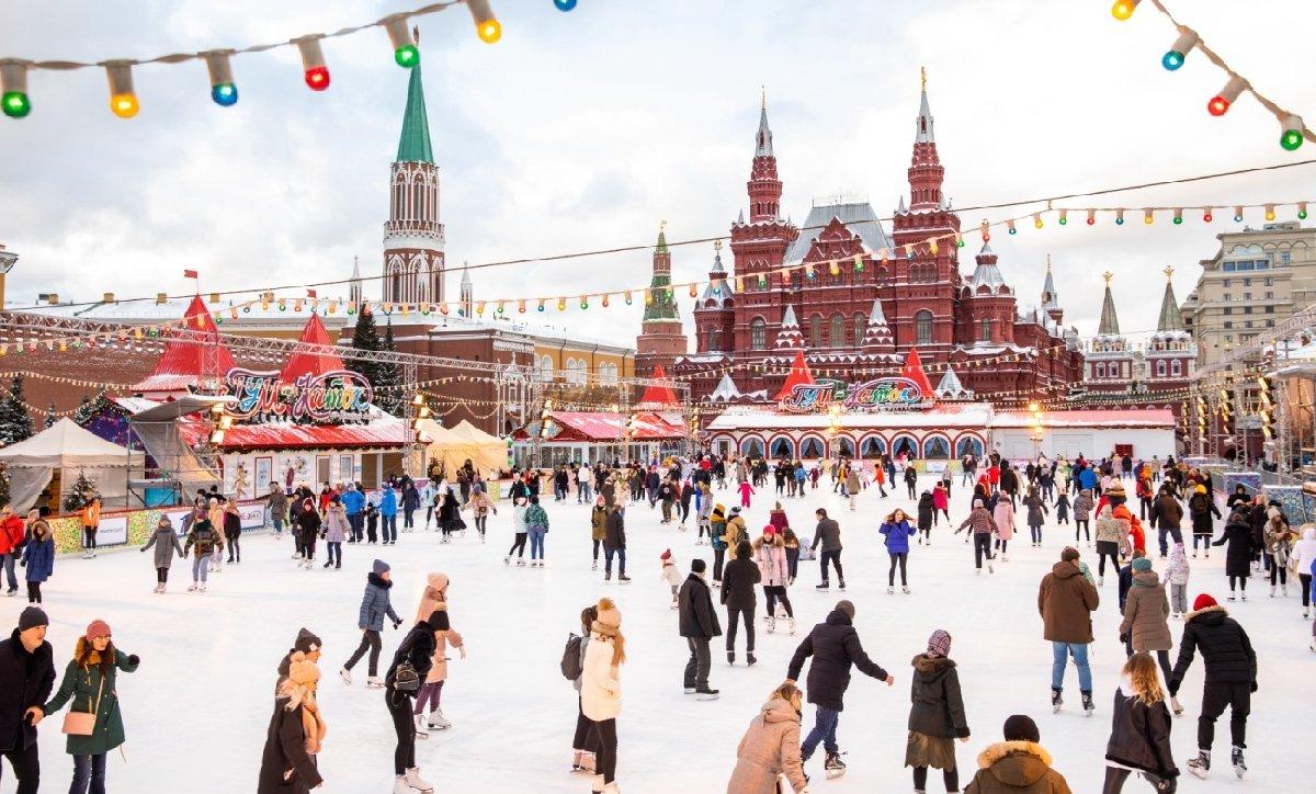 ГУМ-Каток наКрасной площади 2020–2021
