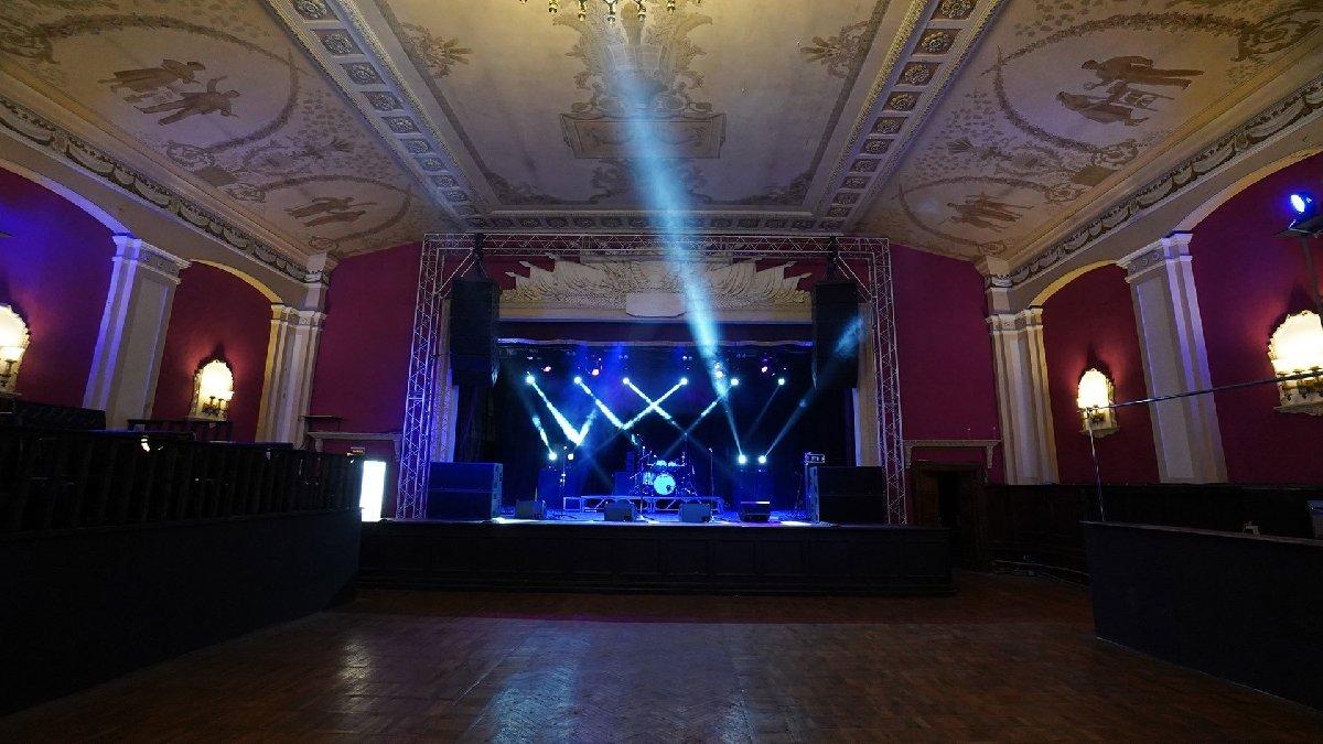 Клуб «Crystal Hall»