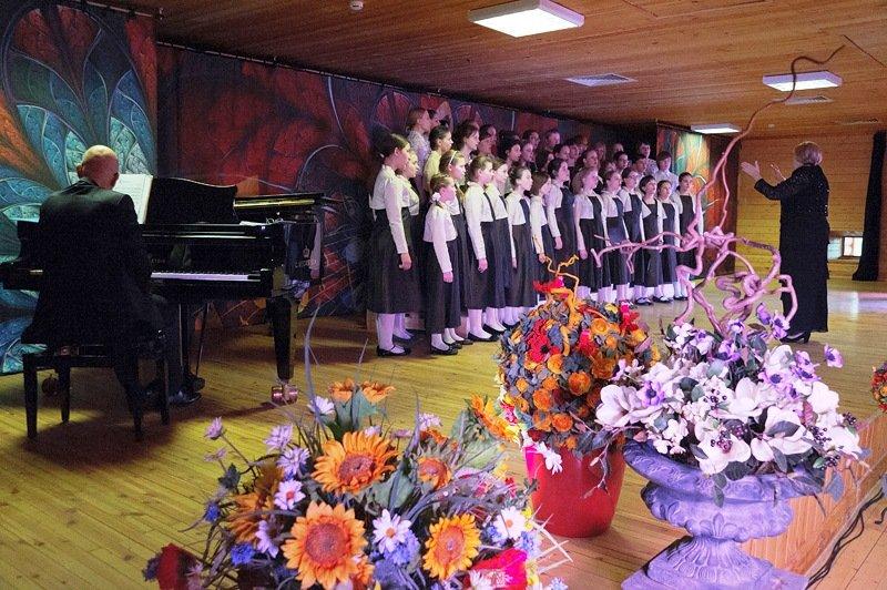 Детский пасхальный хоровой фестиваль «Русь певчая» 2019