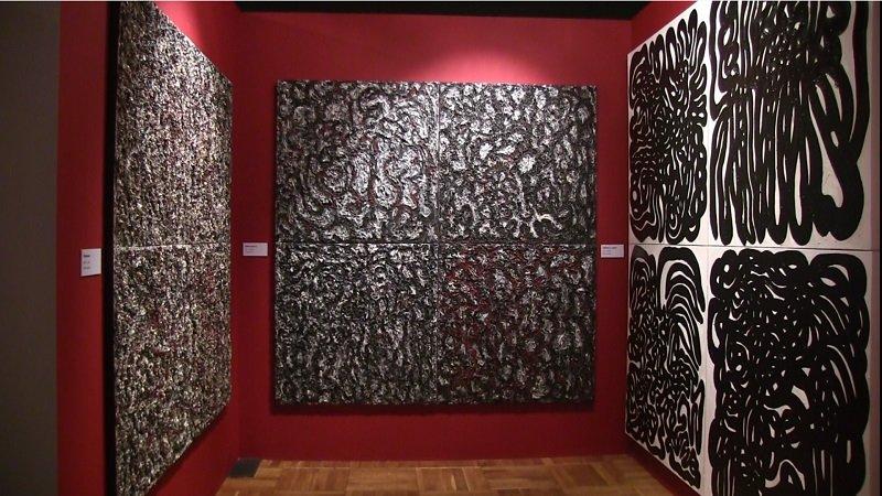 Выставка «Новый футуризм художницы Хван ЫнСон»
