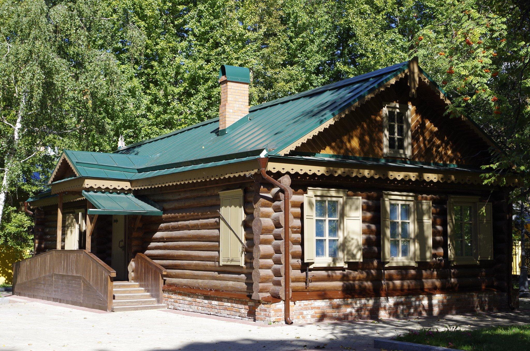 Музей «Кутузовская изба»
