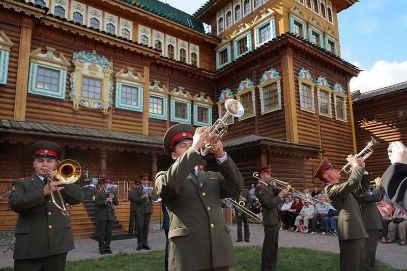 Фестиваль духовой музыки «Лето вКоломенском» 2017