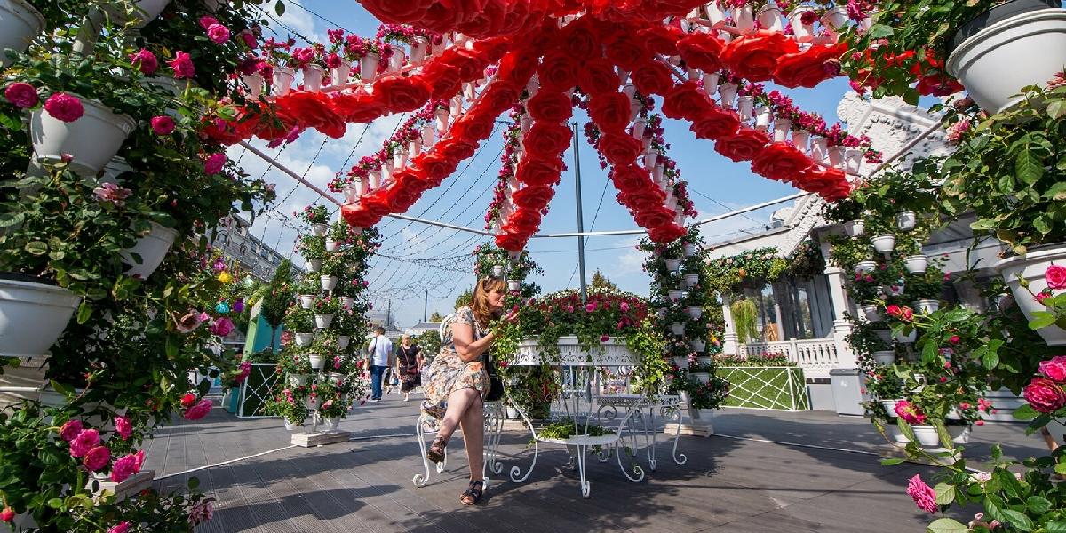 Фестиваль «Цветочный джем» 2021