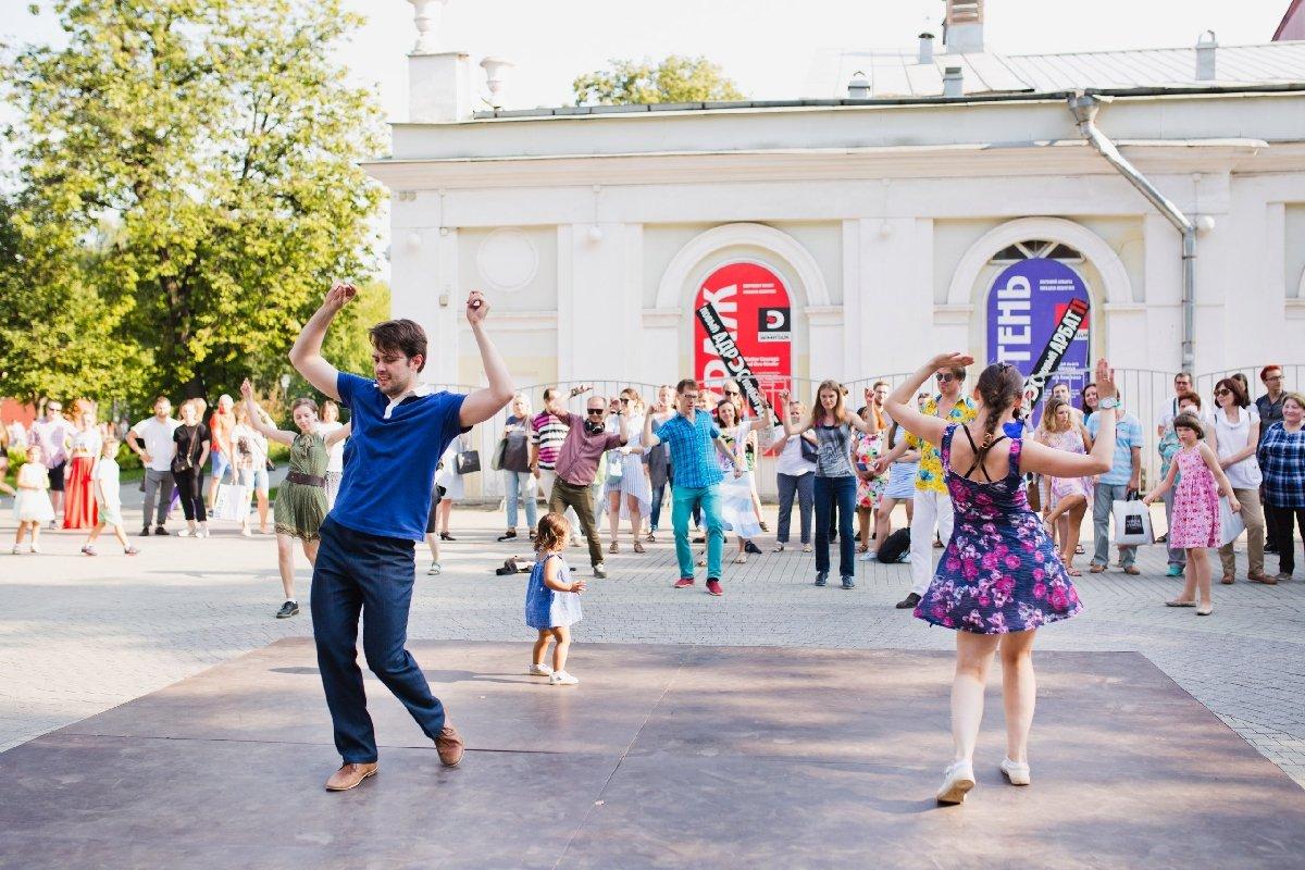Фестиваль «Джаз всаду «Эрмитаж» 2018