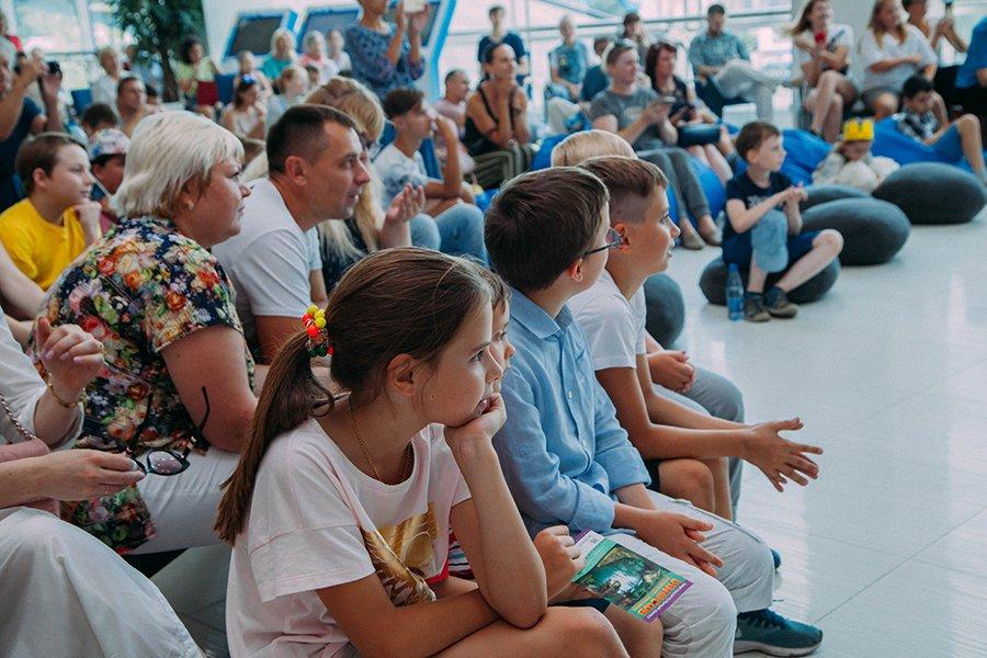 Фестиваль «Союзмультфильма» в«Москвариуме» 2019