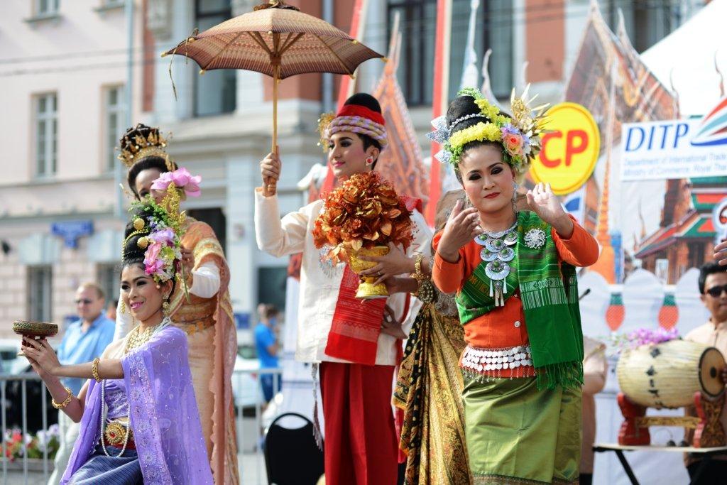 Тайский фестиваль 2015