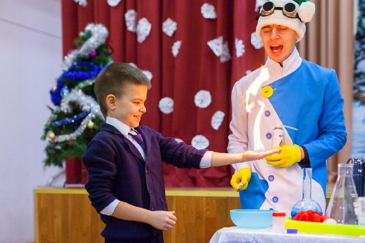 Бесплатные детские мероприятия откомпании «Научка.рф»