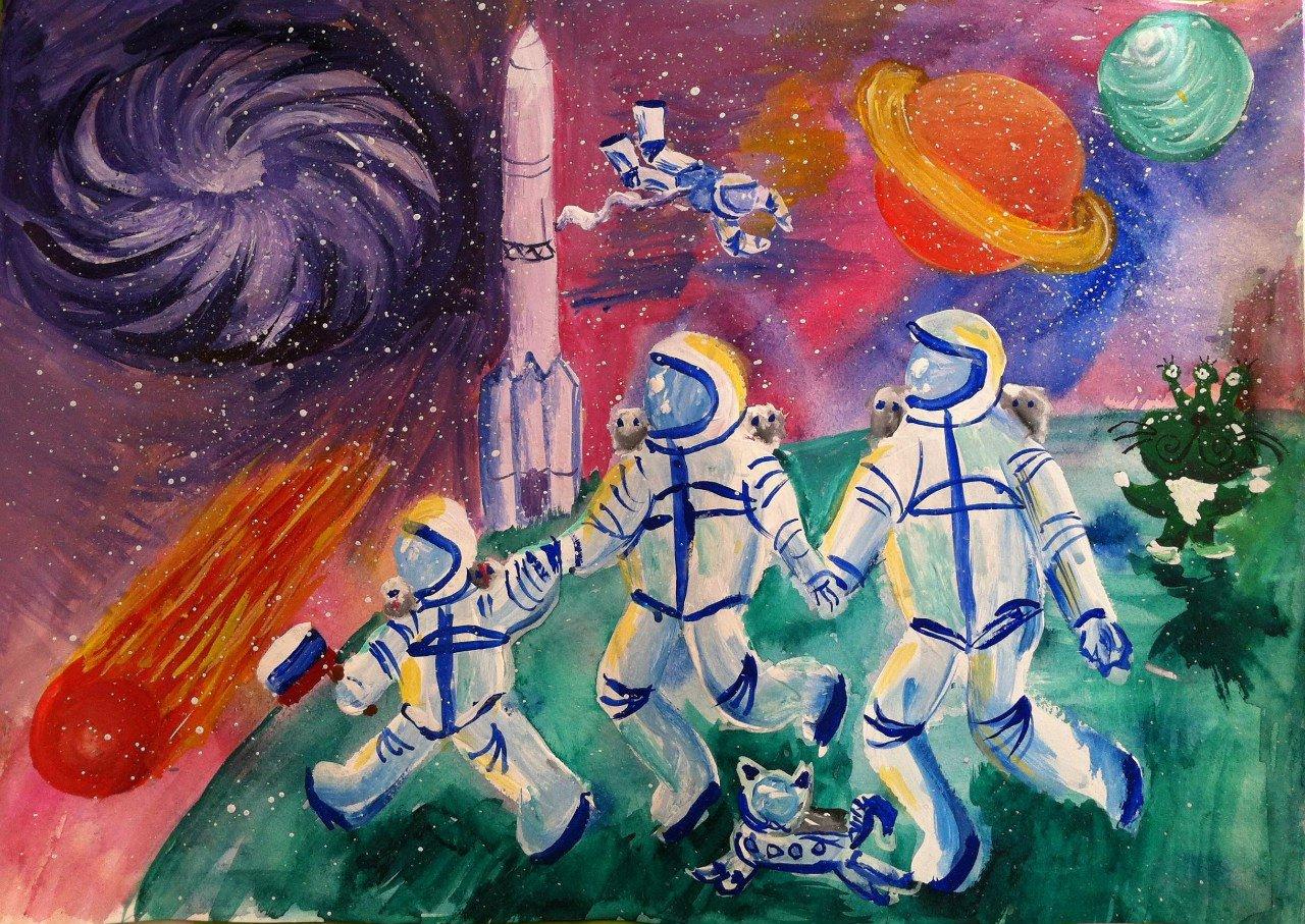 Картинки по теме космос, танки