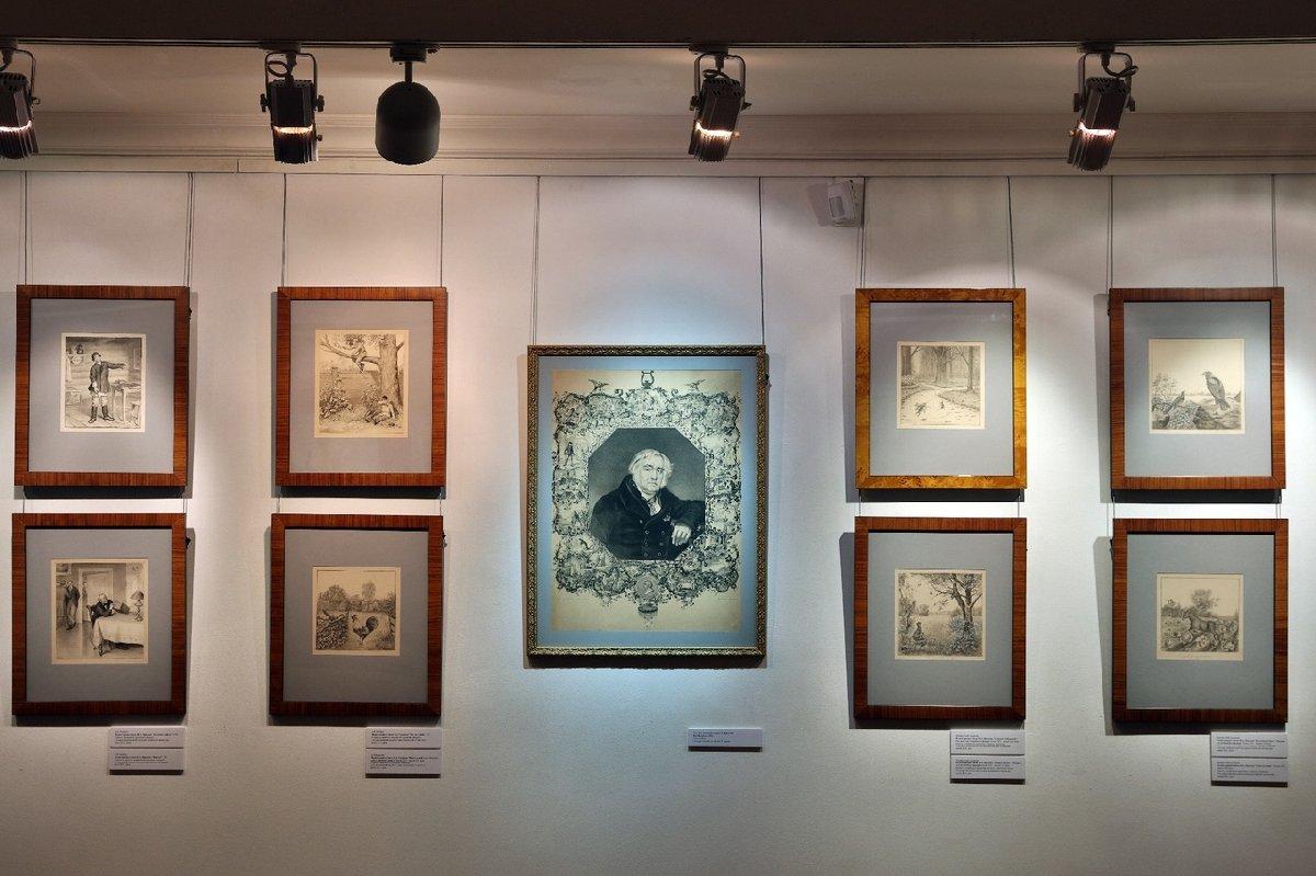 Выставка «Тайны «Дедушки Крылова»