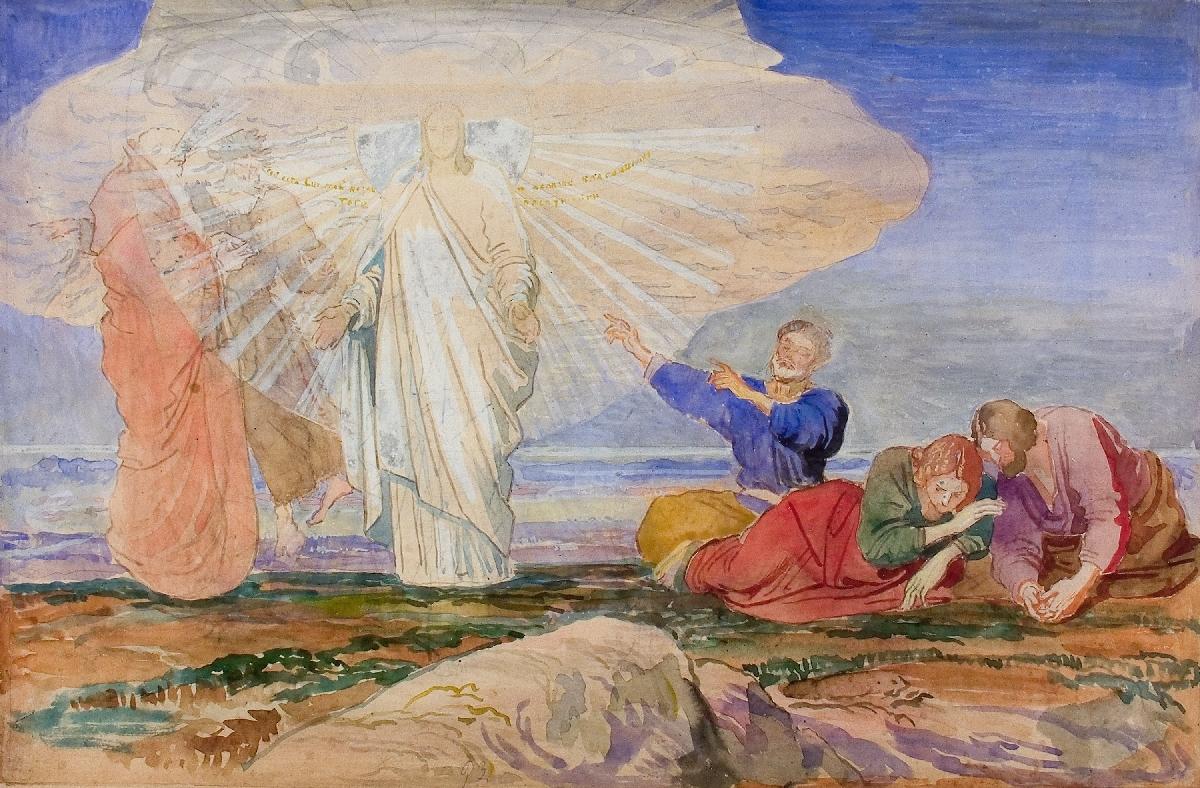 Выставка «Александр Иванов. Библейские эскизы. Чудеса ипроповеди Христа»