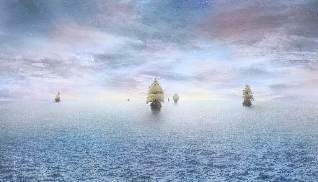 Литературный онлайн-марафон «Моря иокеаны» 2020