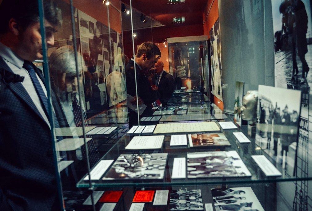 Выставка «Трудно быть главным после гения»