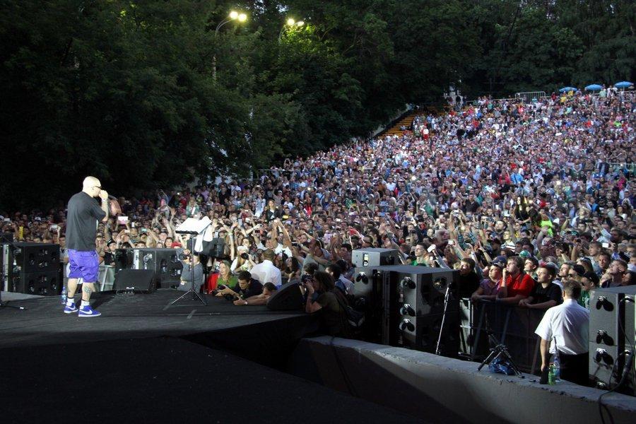 Концерт «Лето наМУЗ-ТВ» 2017