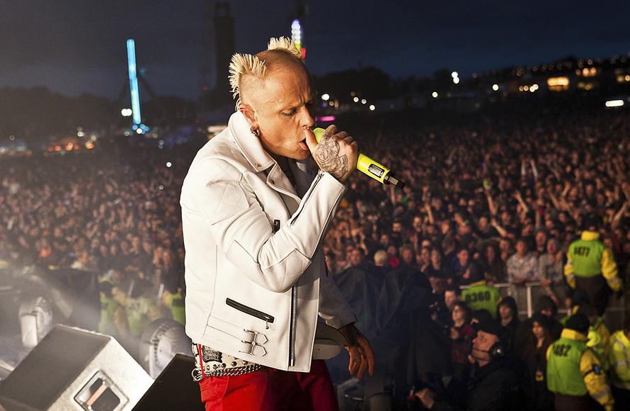 Концерт «The Prodigy» вМоскве 2015