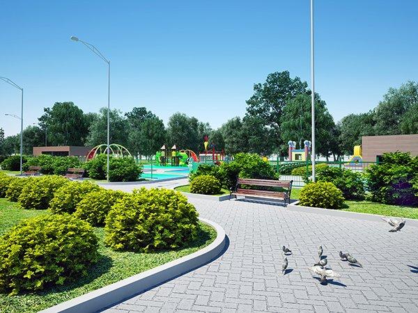 Парк «Кузьминки»