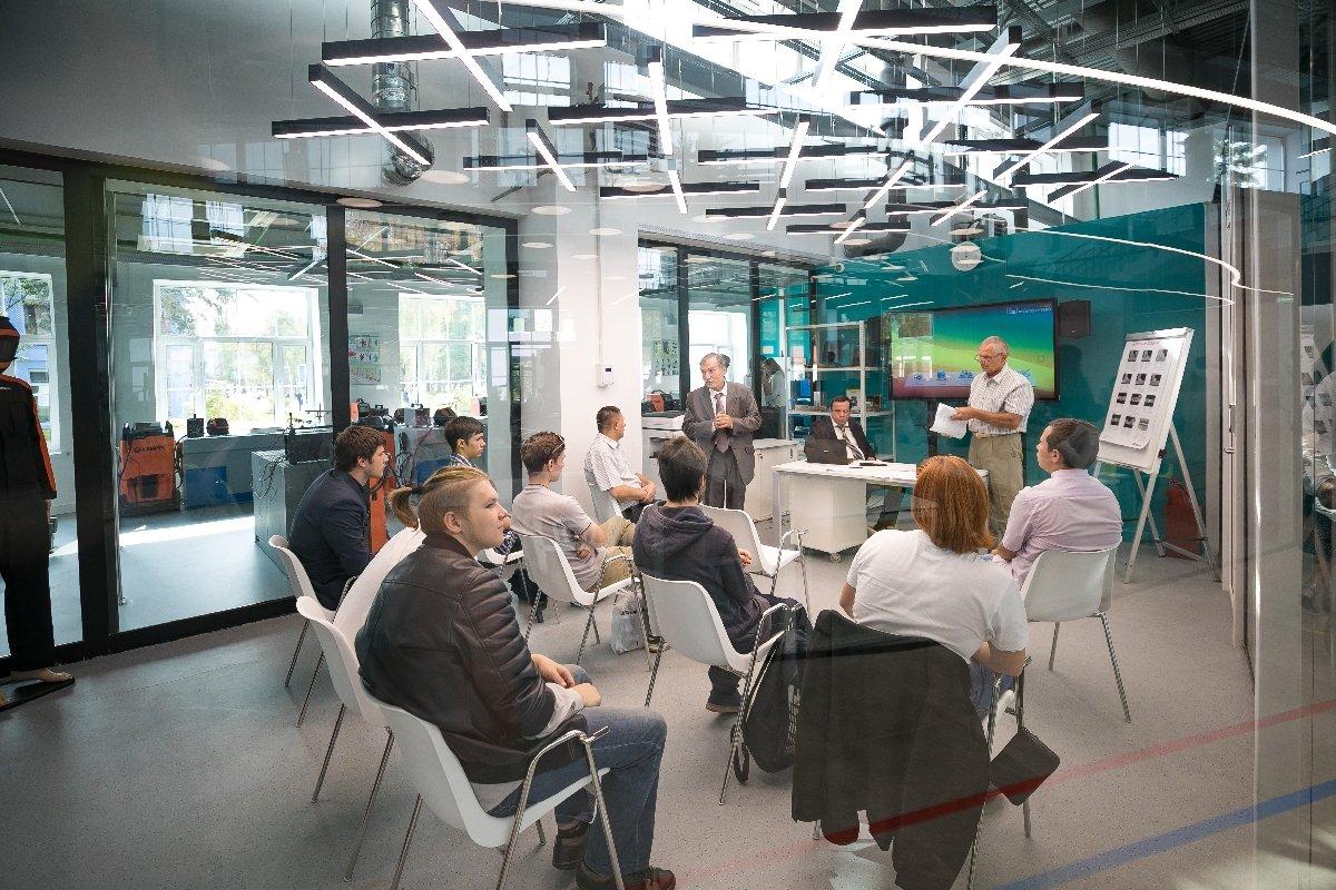 Инновационно-образовательный комплекс «Техноград»