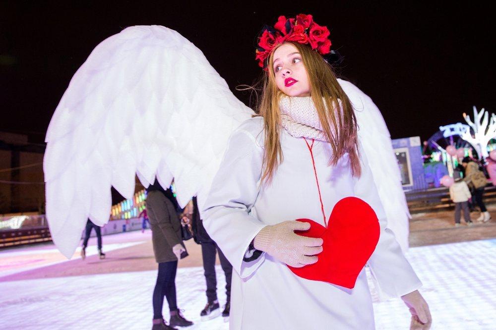День всех влюбленных наВДНХ 2020