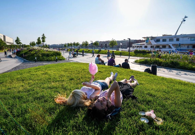 Открытие летнего сезона вПарке Горького 2017
