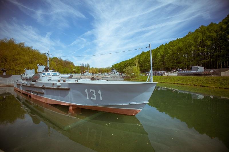 День военно-морского флота вМузее Победы 2021
