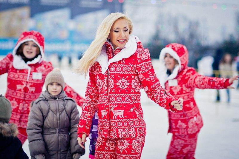 Открытие зимнего сезона вФилевском парке