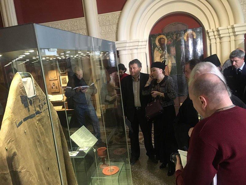 Выставка «Дмитрий Донской. Государь. Воин. Защитник веры»