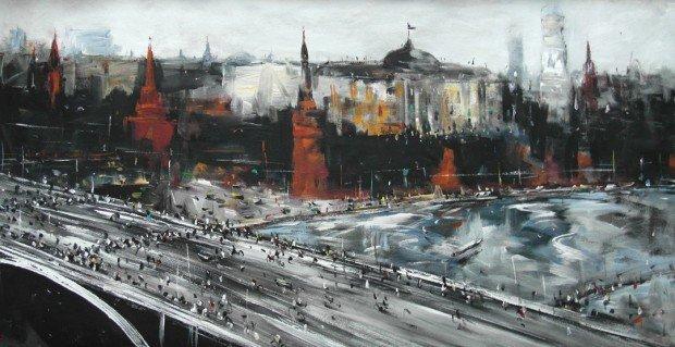 Выставка «Константин Батынков. Виды»