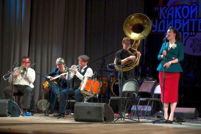 Фестиваль «JAZZ-январь вКоломенском» 2017