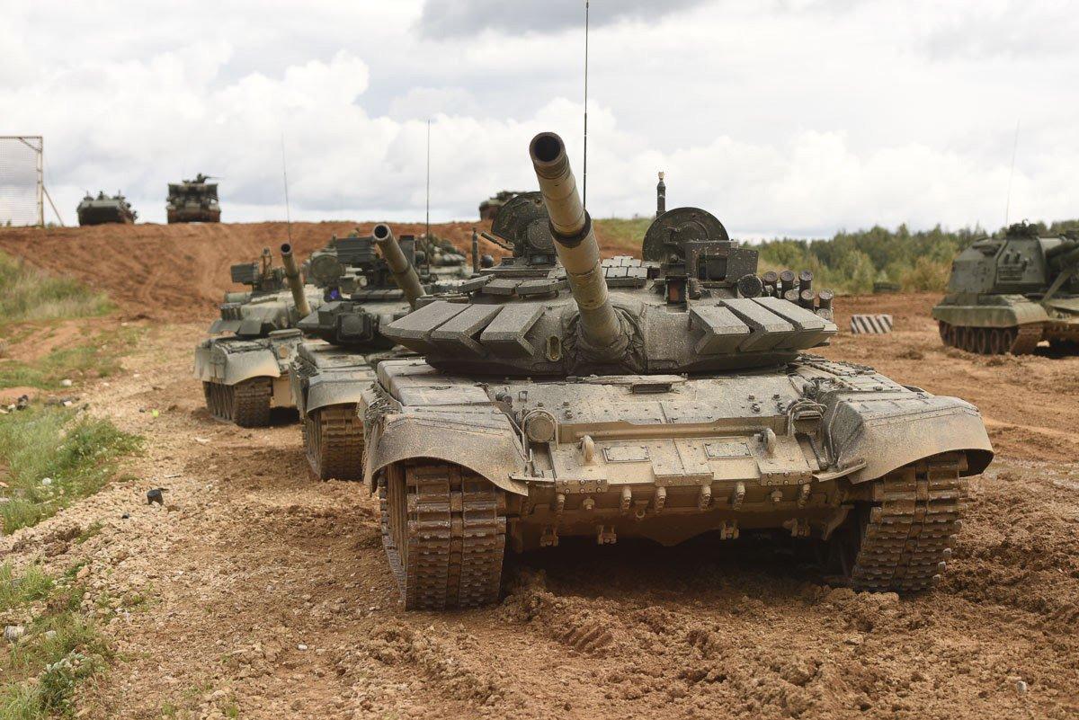 Международный военно-технический Форум «Армия» 2018