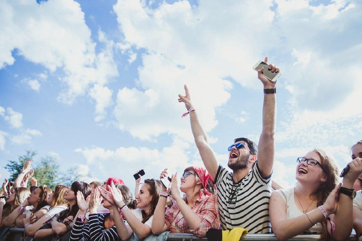 Фестиваль спорта имузыки «Большой Рэп» 2018